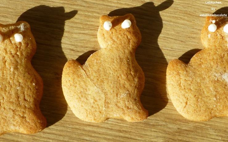 Galletas para decorar el árbol, lebkuchen, galletas navidad, blog reposteria, galletas de jengibre