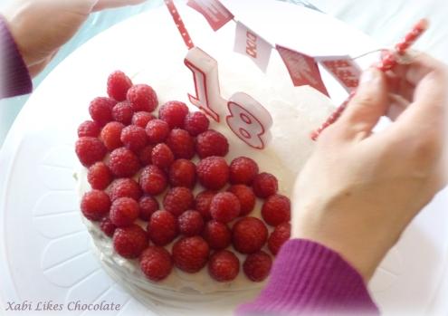 Tarta Terciopelo Rojo