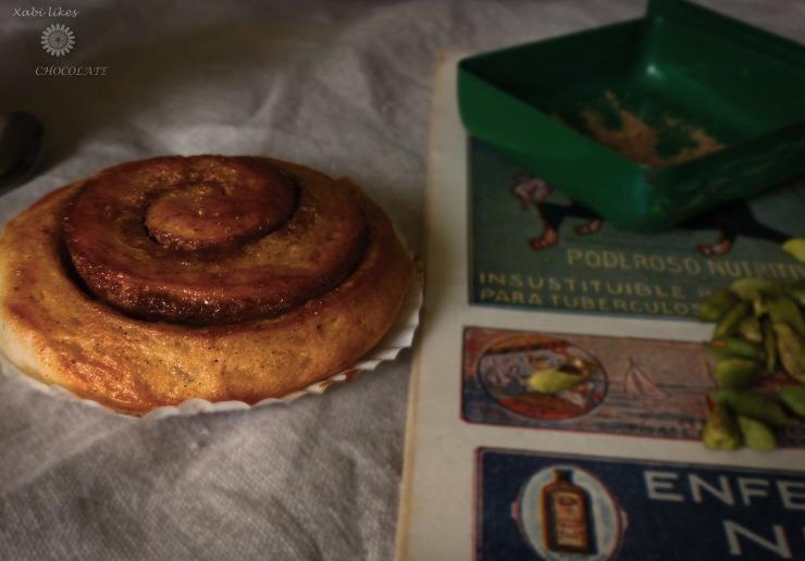 Kanelbullar, rollos de canela, bollos de canela, rollos de canela suecos, receta bollos sueco, receta bollo cardamomo, blog de repostería, cinnamon rolls suecos, receta cinnamon rolls suecos