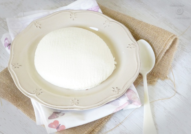 Requesón, ricotta, como hacer requesón casero, como hacer ricotta, receta, queso, blog