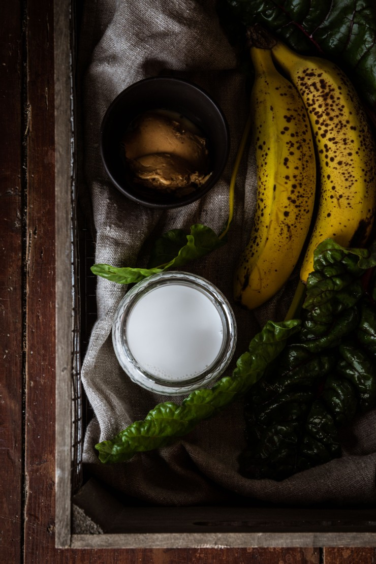 batido-verde, green smoothie, batido verde, smoothie, receta, recipe, food photography, smoothie photography, product photography, fotografía de producto, ingredientes smoothie, smoothie ingredients, ingredients