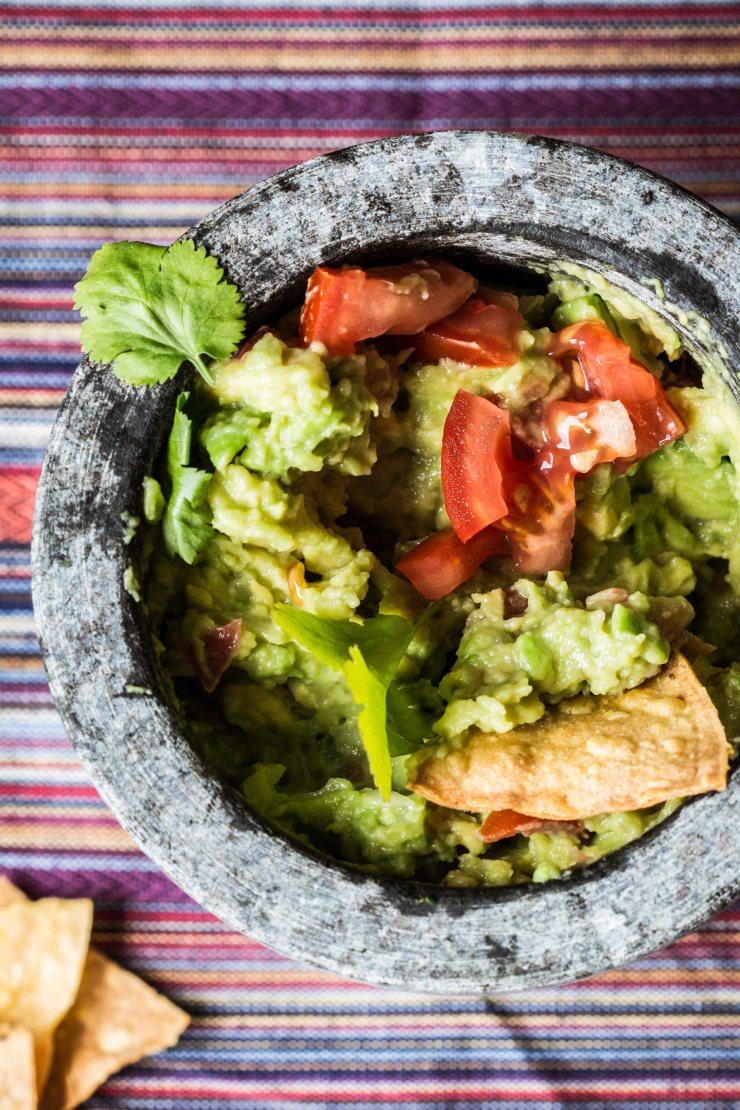 guacamole-receta